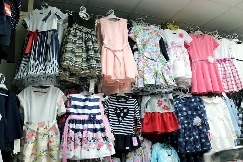 Детская одежда м. Ленинский проспект