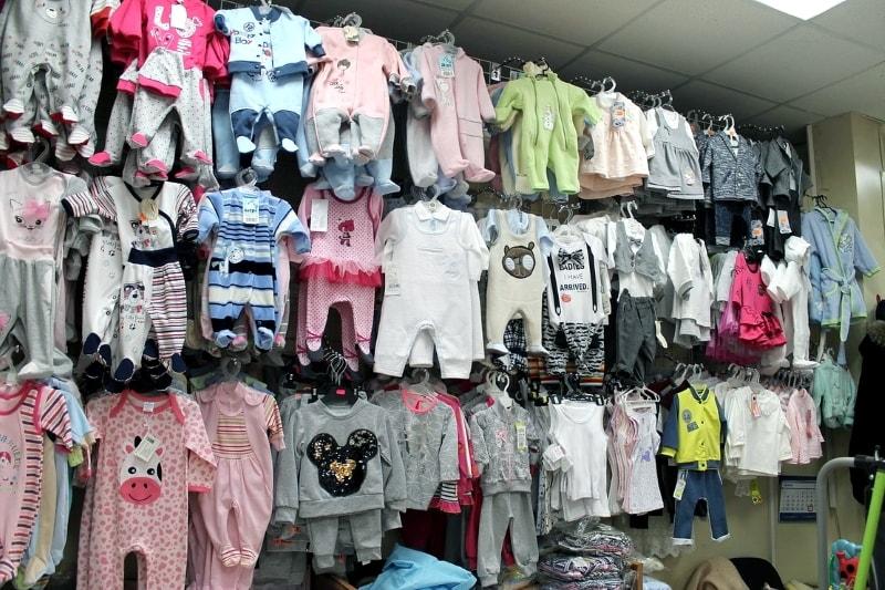 Магазин детской одежды в Санкт-Петербурге