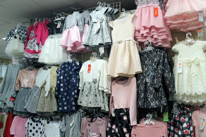 Магазин детской одежды м. Автово