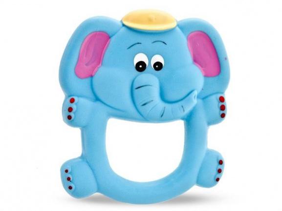 """Игрушка-грызунок """"Слон"""""""