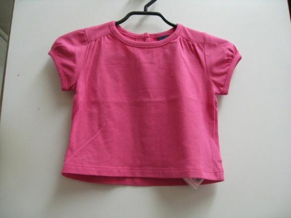 Детская футболка для девочки«Фуксия»