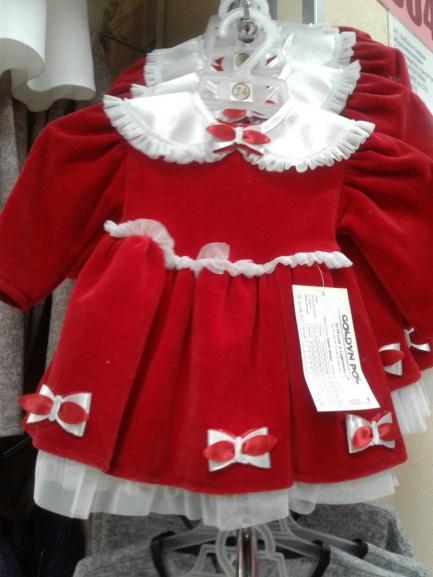Платье нарядное для девочки, новогоднее