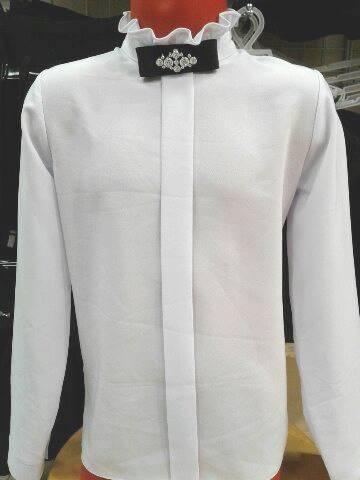 Блузка школьная для девочки «Бриллиант»