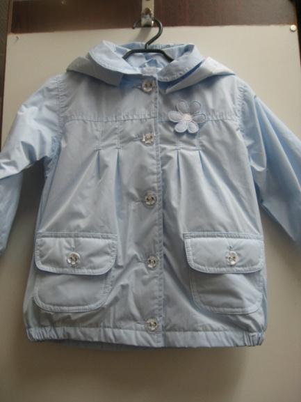 Куртка надевочку весенняя Wojcik (на пуговицах)