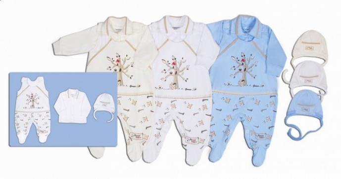 Комплект для новорожденных «Малыш»