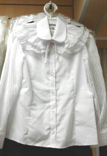 Блузка для девочки «Алиса»
