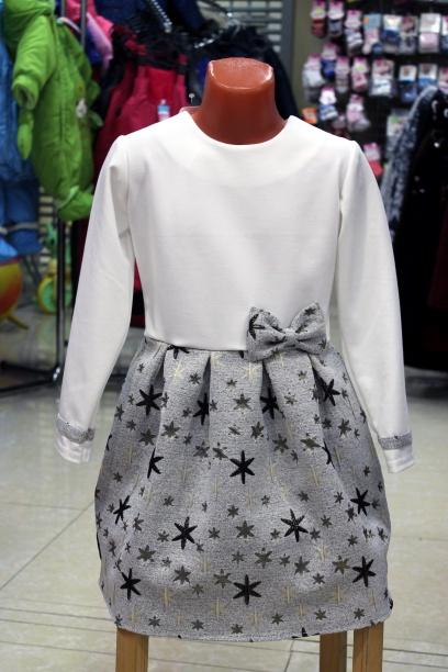 Детское нарядное платье «Лепесток»