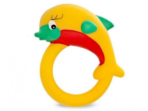 """Игрушка-грызунок """"Дельфин"""""""
