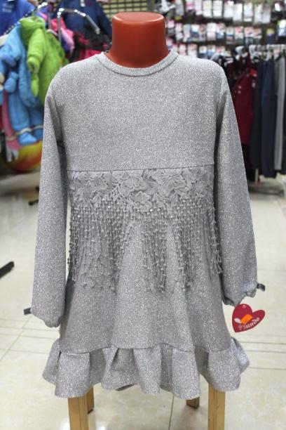 Платье-туника «Блестки»