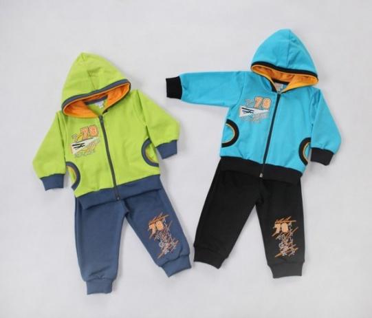 Детский костюм спортивный для мальчика №79