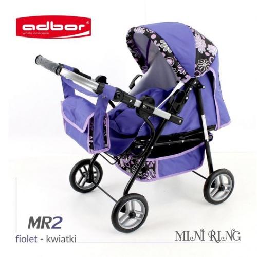 Коляска для кукол «Adbor MR2»