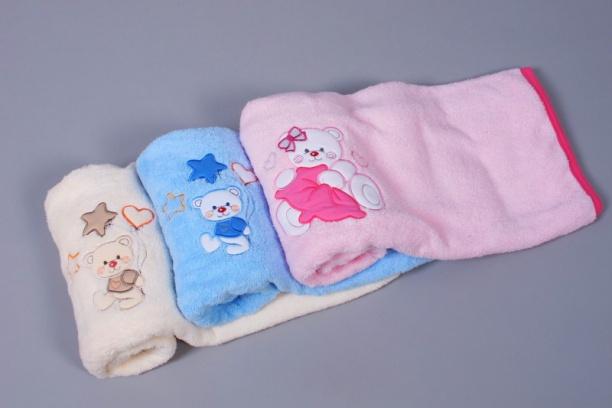 Плед-одеяло для кроватки и коляски