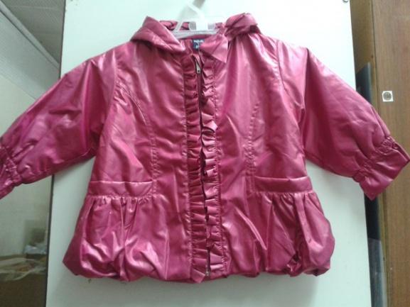 Куртка детская демисезонная Wojcik (розовая)