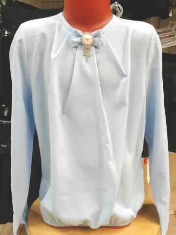 Блузка для девочки «Жемчужина»