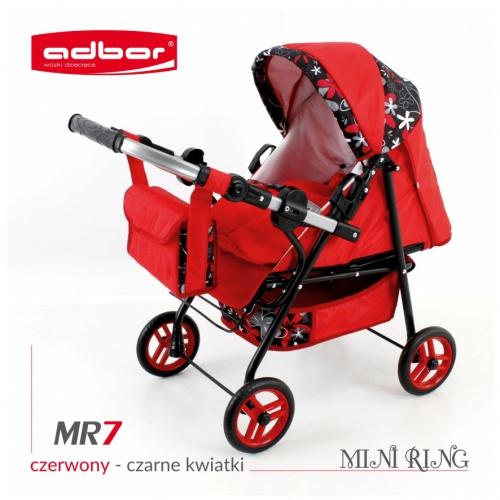 Коляска для кукол «Adbor MR7»