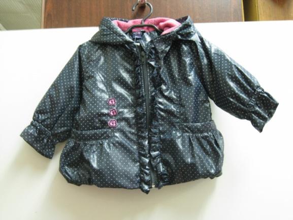 Куртка детская демисезонная Wojcik (горох)