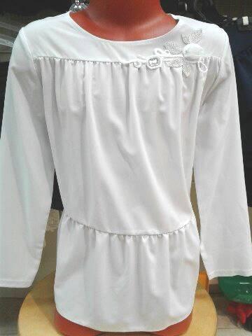 Блузка для девочки «Игра»