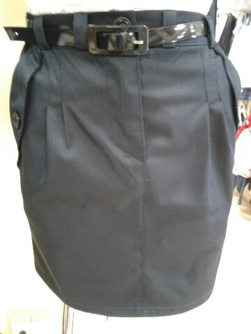 Школьная юбка споясом для девочки «Николь»