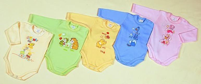 Боди для новорожденных «Малыши»