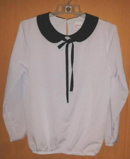 Блузка для девочки «Лаванда»