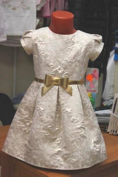 Детское нарядное платье «София»