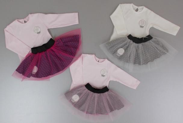 Комплект нарядный для девочки