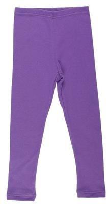 Леггинсы фиолетовые для девочки
