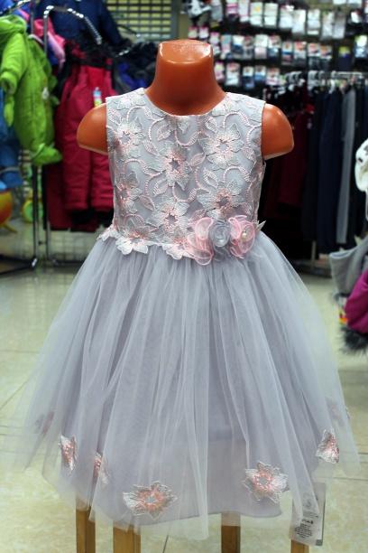 Нарядное платье для девочек «Принцесса»