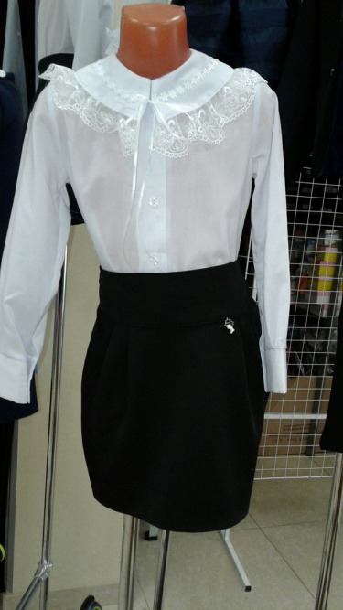 Школьная блузка для девочек «София»