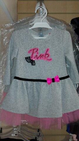 Платье для девочки «Pink»