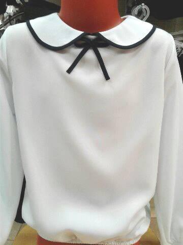 Школьная блузка для девочки «Лили»