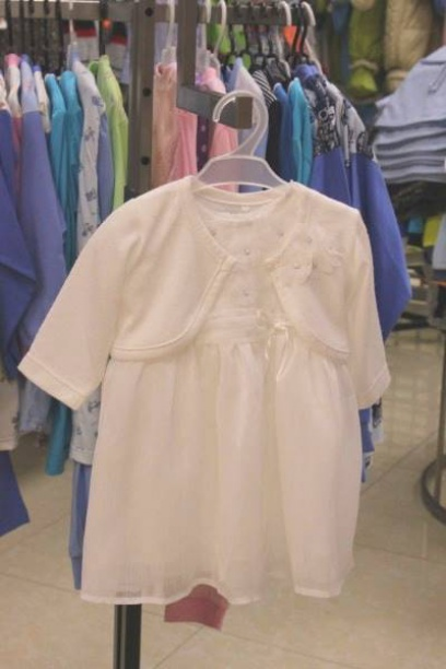Детское платье для крещения «Любовь»