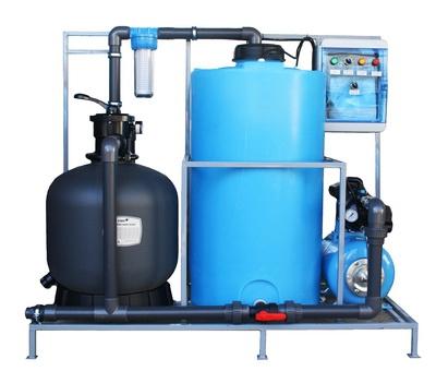 Система очистки воды Арос 2 эконом