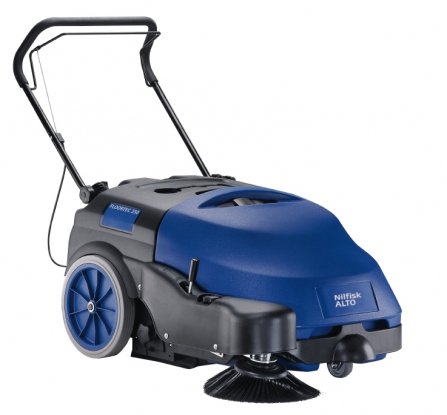 Ручная подметальная машина SWEEPER FLOORTEC 350