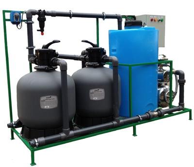 Система очистки воды Арос 2.3