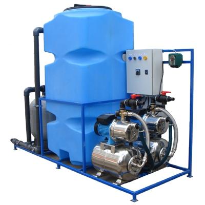 Система очистки воды Арос 5