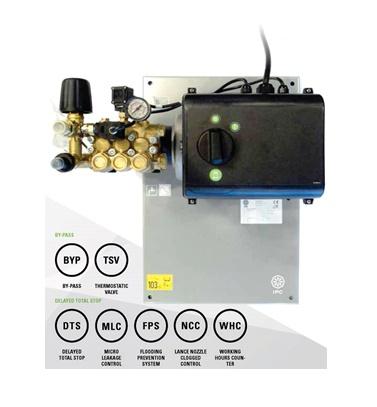 Стационарный аппарат высокого давления MLC-C 2117 P T