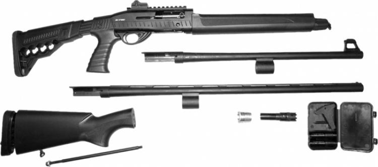 Ружье Khan Venator A-Tac Force Combo 12/76 L510. L710