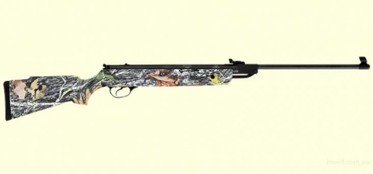Пневматическая винтовка Hatsan 90 Camo TR(переломка,пласт)