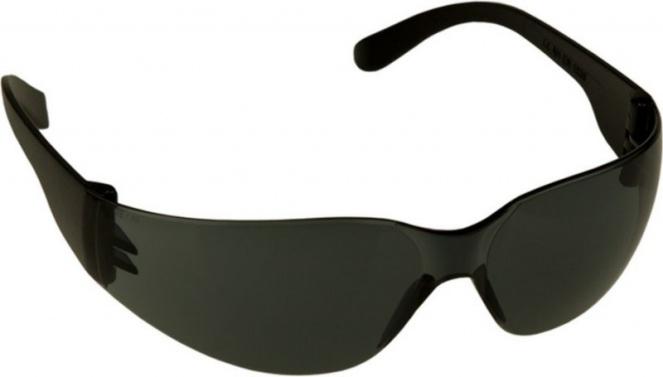 Очки стрелковые Arty 250 дымчатые (УФ-защита, класс оптики 1, незапотевающие)