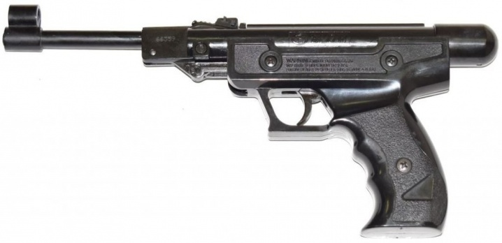 Пистолет пневм. BLOW H-01 (набор)
