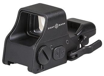 Коллиматор Sightmark панорам. 5 ур. яркрепл. наWeaver.Picatinny SM26008