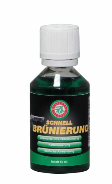 Средство для воронения Klever-Schnellbrunierund 50 ml