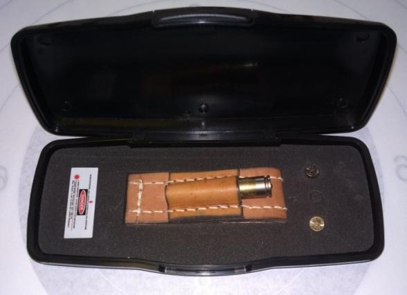 Лазерный патрон Red-i кал. 7.62x39 Rus. SKS