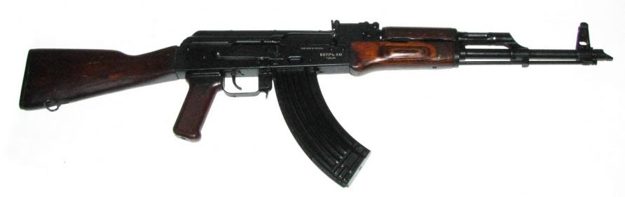 Карабин Вепрь-КМ 7,62×39 прикл. стацион L415