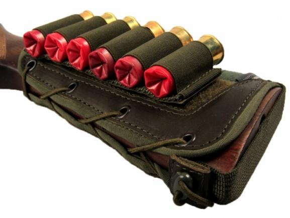 Патронташ наприклад на6 патронов 12–16 калибр ''Лайт'' 51341020