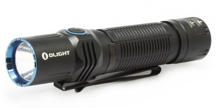 Фонарь Olight M2R Warrior CWсвыносной кнопкой RWX