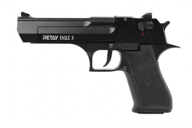 Пистолет охолощ. EAGLE Xкал. 9мм Р.А.К.