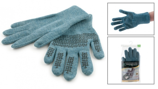 Перчатки Tagrider 0720 флис утеплен.