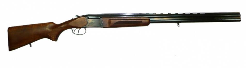 Ружье МР-27М 12.76 орех д.н L725 никель